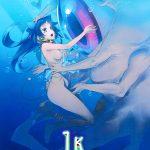 【エロ漫画】女の友情は一緒に乱交して、より深まる!一緒に水中で処女喪失!