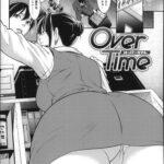 【エロ漫画】overTime【オリジナル】